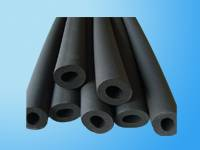 Rubber insulation pipe