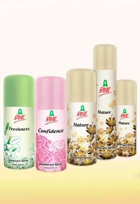 Ainie Deodorant Body Spray