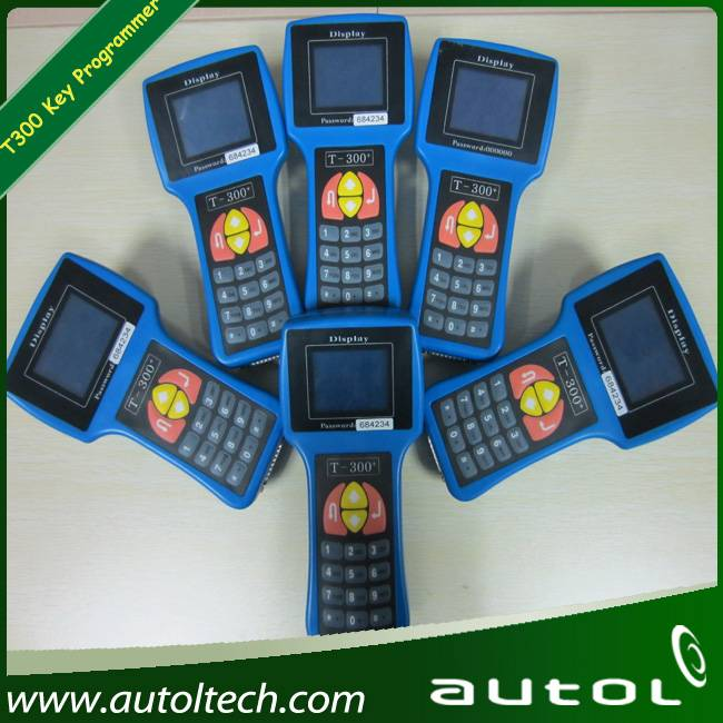 T300 (T-code) Key Programmer with Version 12.05