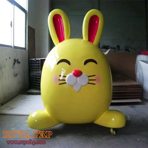 fiberglass crafts,resin sculpture cartoon statue decoration outdoor display China designer and manuf