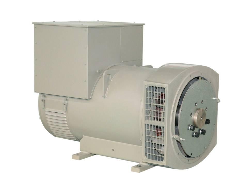 Self-Exciter AC Alternator 500kw