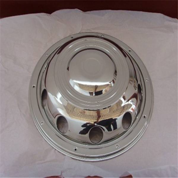 22.5''stainless steel wheel cover/wheel trim/wheel simulator