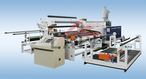 Baby Crawling Mat Extrusion Laminating Machine
