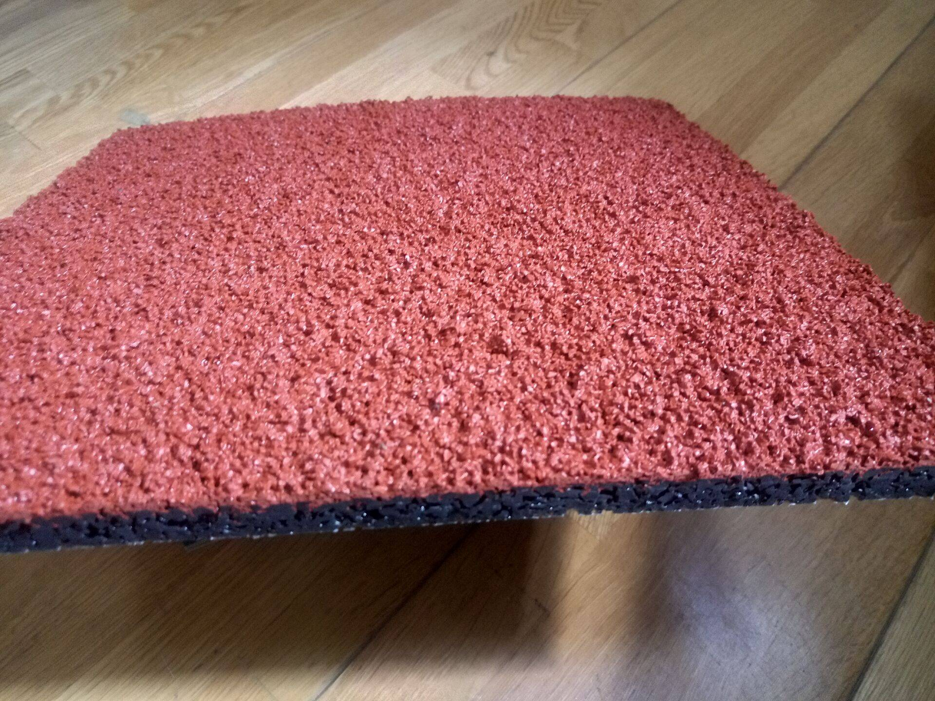 Breathable PU Running Track