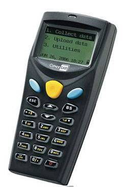 CipherLab CPT 8000C/L Portable Data Collector