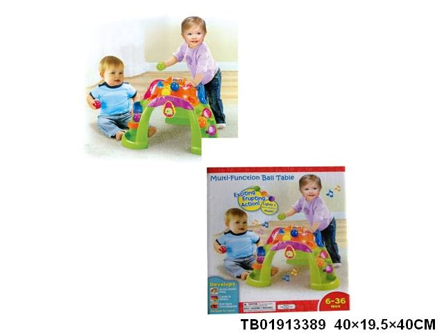 Hot sale Funny Baby MULTI-FUNCTION BALL TABLE