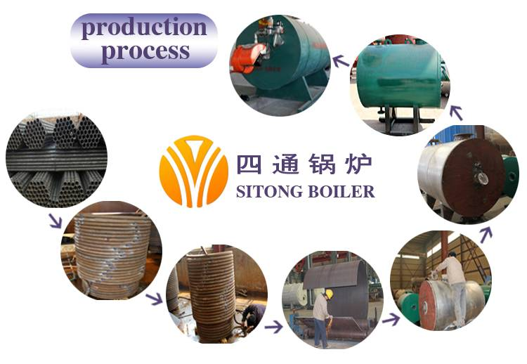 YGL Biomass/coal Thermal Oil Heater
