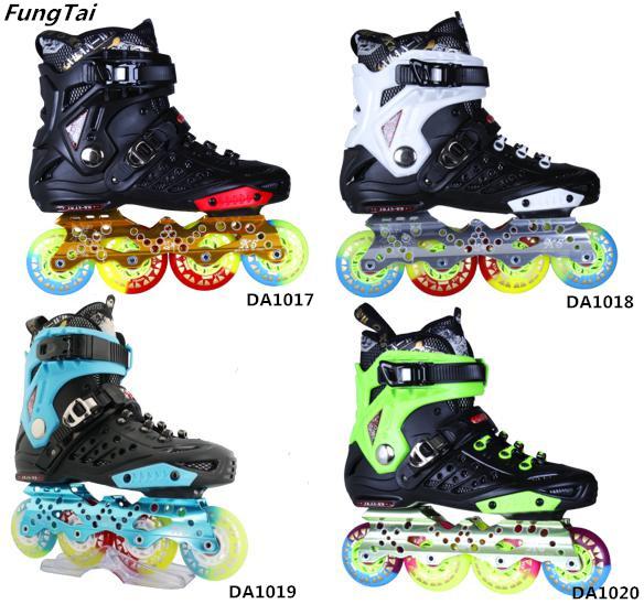 Freestyle Street Slalon Roller Skate Patin Shoes For Adults (DA1017-DA1020)