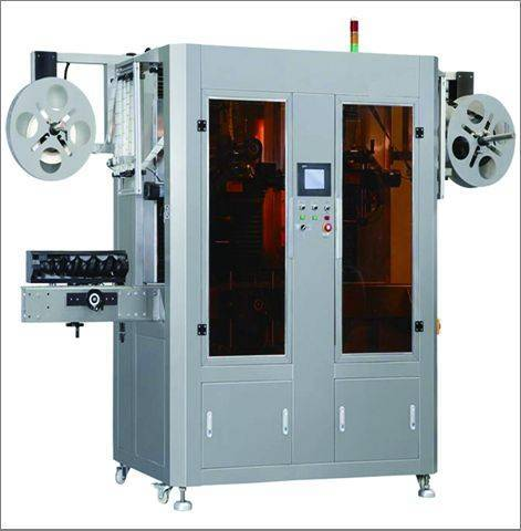 Automatic Double Head Sleeve Labeling Machine of Packaging Equipment