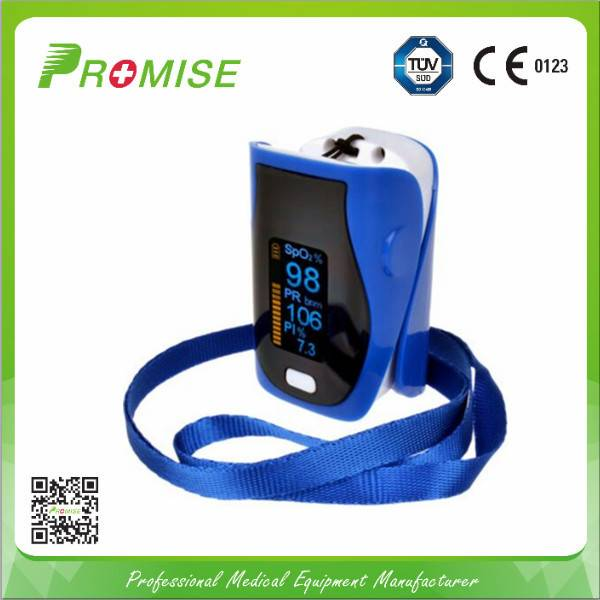 Home Care Fingertip Pulse Oximeter (PRO-F9)
