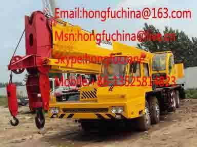 65 tons TADANO GT-650E truck cranes for sale