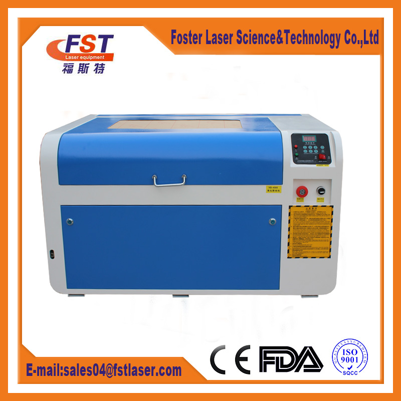 High efficiency mini laser engravingand cutting machine