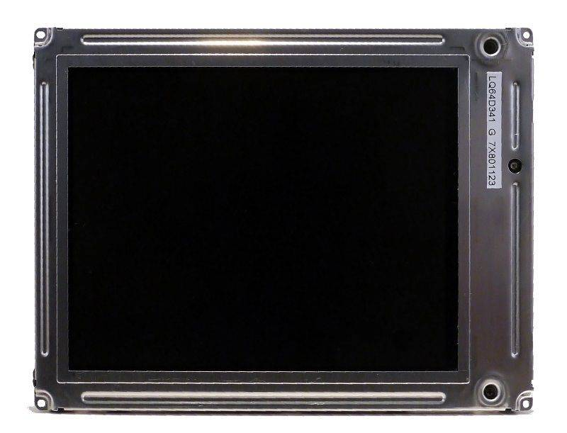 "Grade A+ new Sharp 6.4"" inch TFT LCD panel LQ64D341  640*480 display screen module"