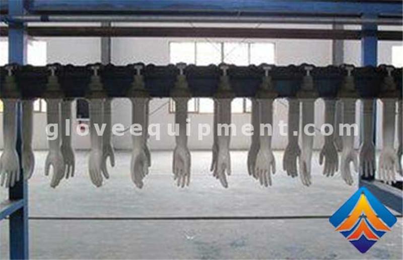 Household Gloves Production LineHousehold Gloves Equipment
