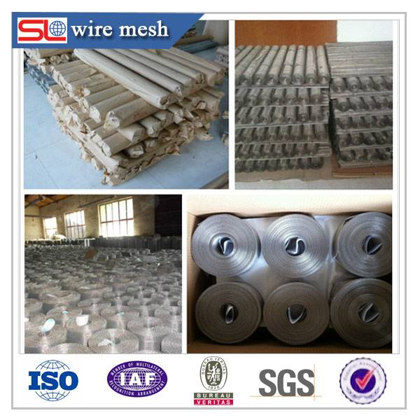 high temperature stainless steel wire mesh / stainless steel welded wire mesh