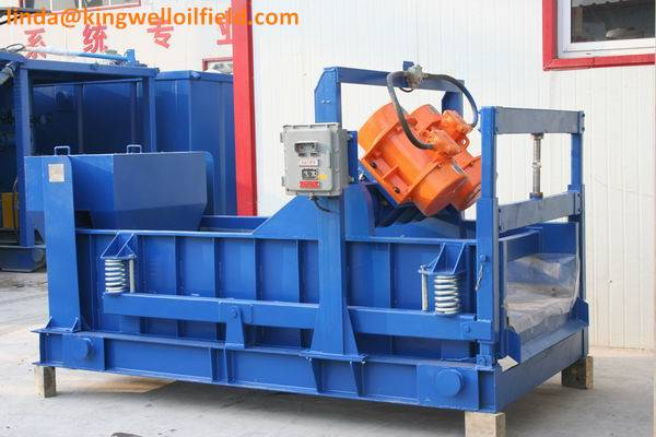 Solid Control System/Products Linear Motion Shale Shaker