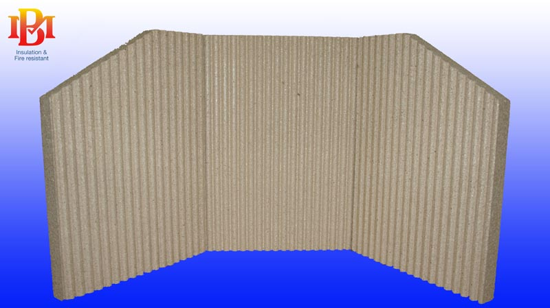 Vermiculite Panels for Stove Lining 30mmx610mmx1000mm