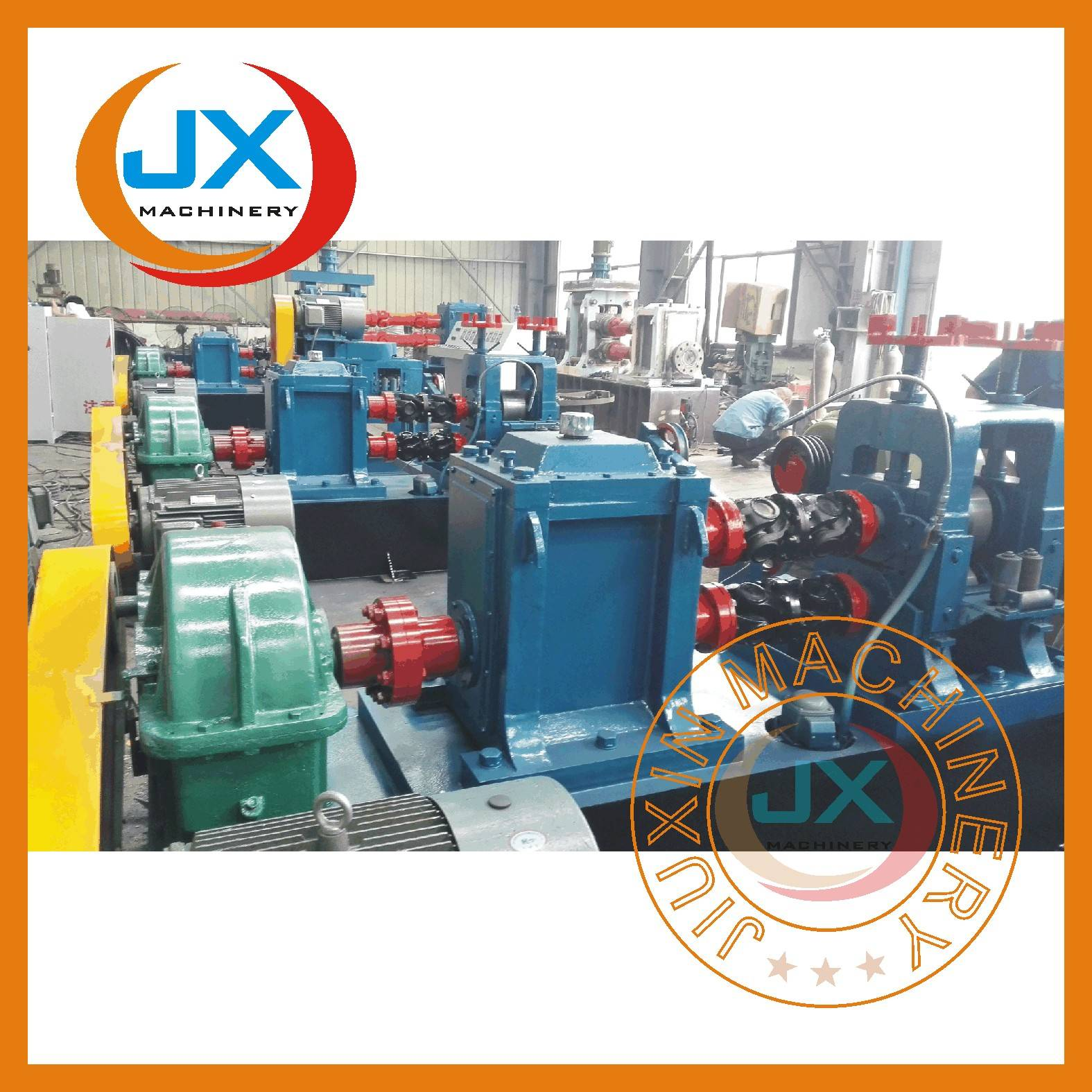 JX-200 type 18x2.2mm flat bar cold rolling mill line