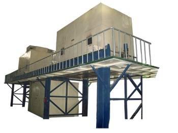 Glass Chemically Strengthening Equipment