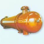 Titanium and steel heat exchanger,large heat exchanger,heater
