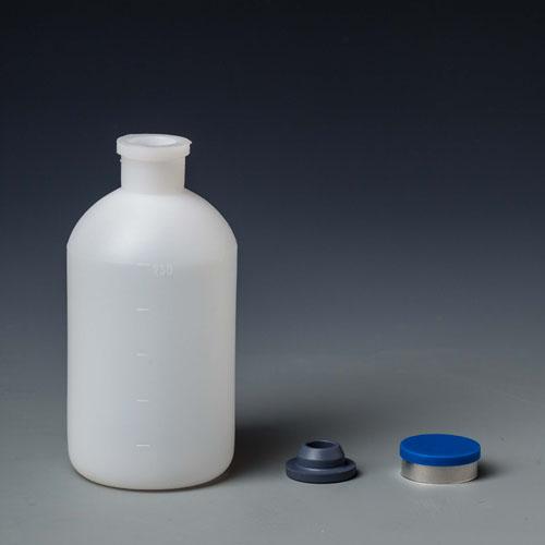 liquid vaccine bottle for animal