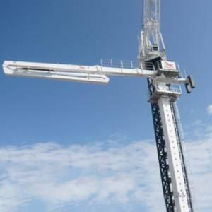 Exported to Australia Concrete Pump Placing Boom