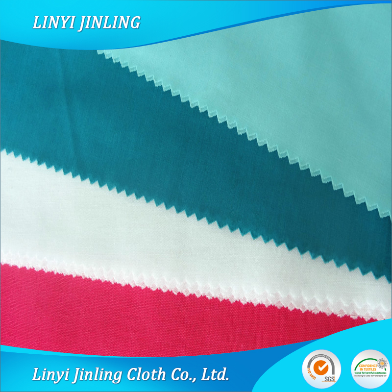 Dyed Shirting Polyester/Cotton Fabric