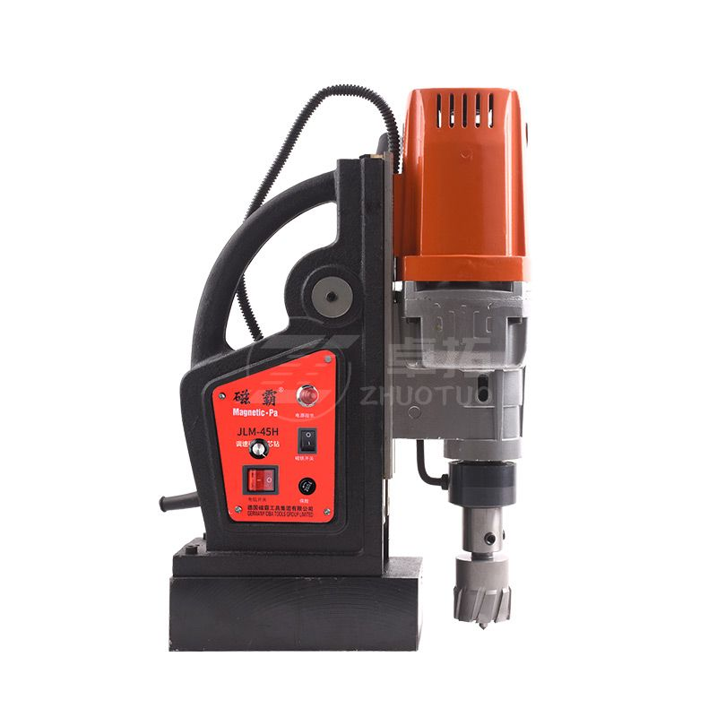 Magnetic core drill