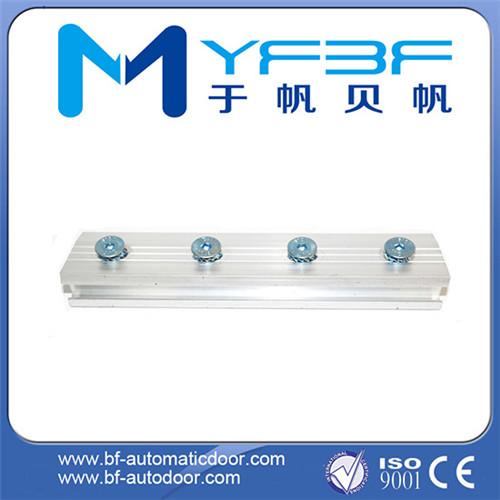 Automatic Sliding Door Glass Clamp