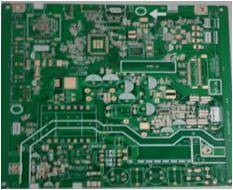 FR-4 OSP Double-Sided TV Board for TCL/CHANGHONG