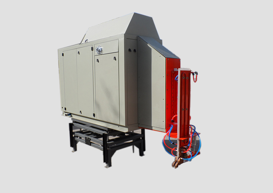 solid state HF contact welder
