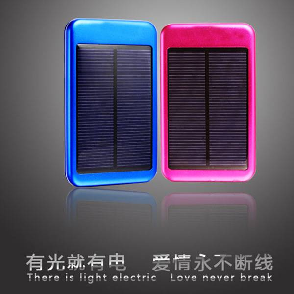 Solar Power Bank 5000mAh WT-S003