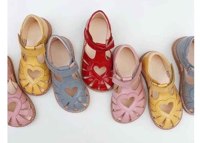 Close Toe Kids Shoes Girls Sandals Flat Toddler Little Girls Summer Dress Shoes