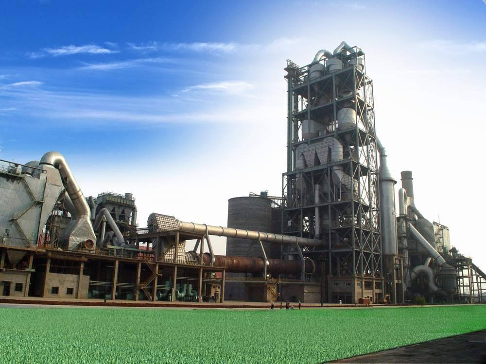 5000tpd cement production line