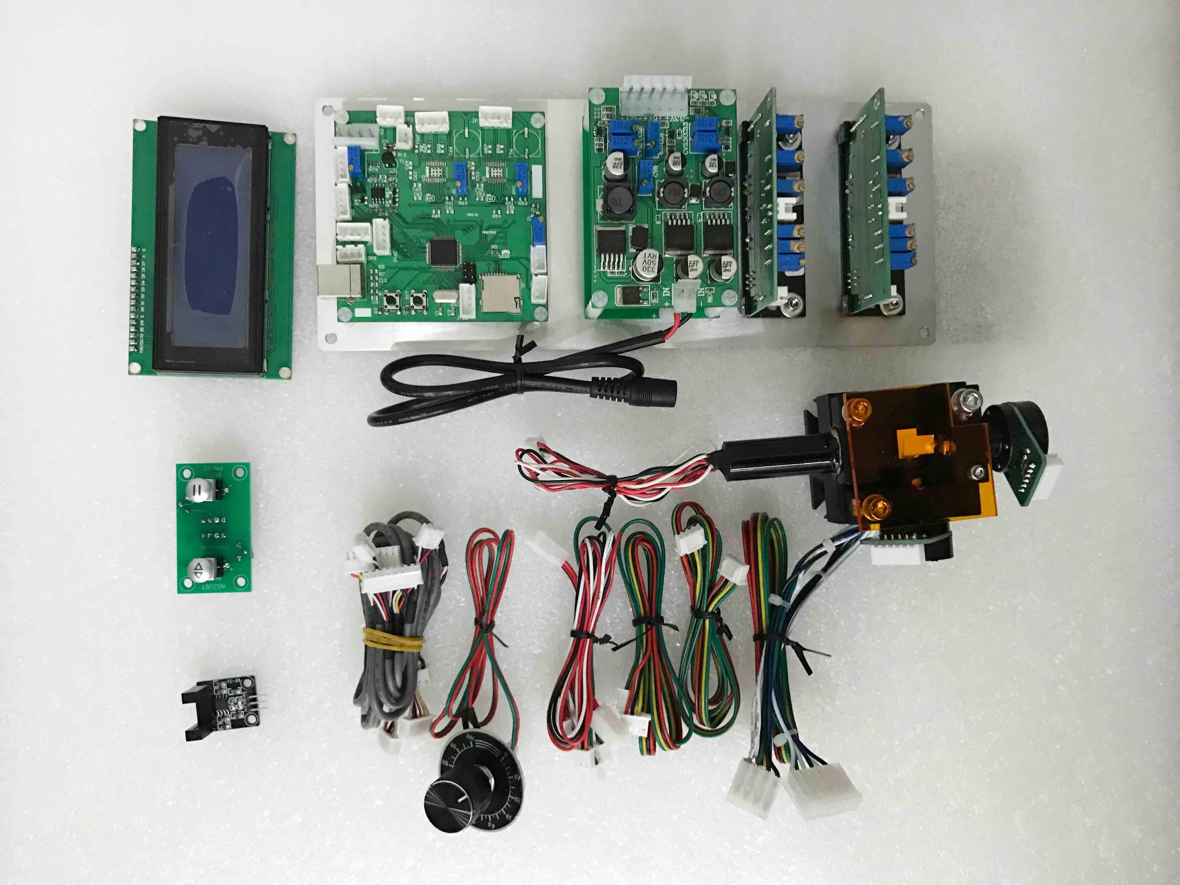 Core Components for SLA 3D Printer