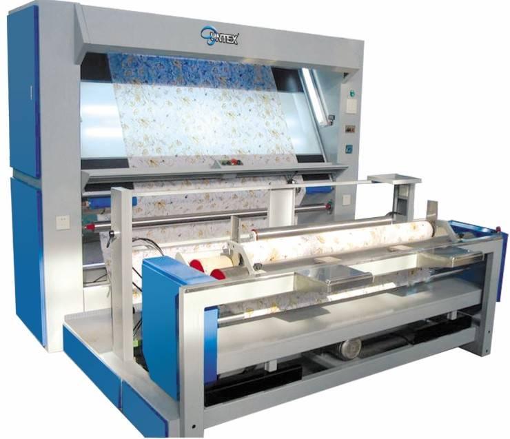 Denim Fabric Inspection Machine