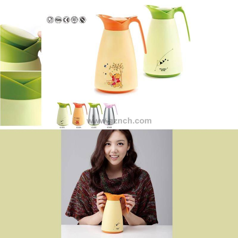 promotional  household coffee  pot 500ml  for gift