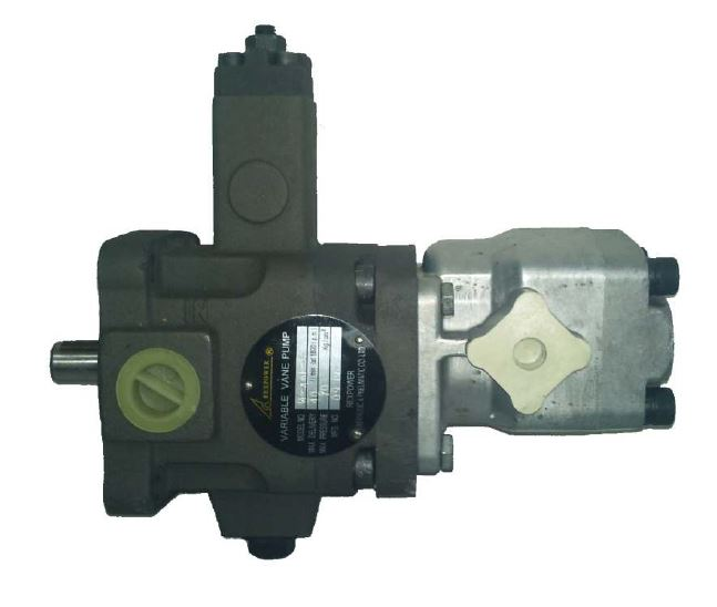 Combination Pump (With Gear Pump) - VPG Series