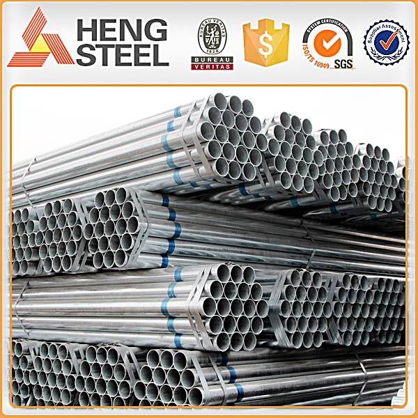 portugal scaffolding steel pipe made in China factory
