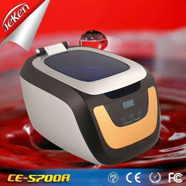 50W Jewelry Shop Ultrasonic Cleaner 0.75l Ultrasonic Cleaner Price (Jeken CE-5700A)