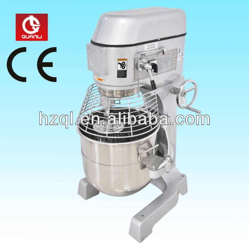 40L planetary mixer/dough kneader/food mixer for flour/cake/bread/bakery
