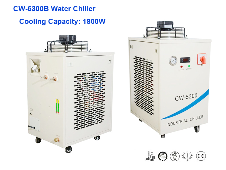 CW5300B Industrial Chiller