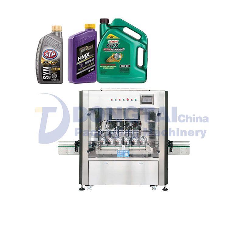 Lubricating Oil Filling Machinemotor oil Filling Machine china Automatic Liquid Filling Machine