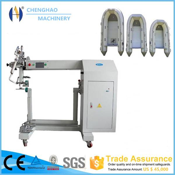2500W hot air seam sealing machine for tent/tarpaulin/truck cover/infltable products