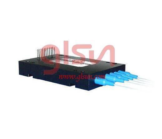 2x4 Opto-Mechanical Optical Switch