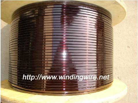 Enameled Rectangular Aluminium Wire Suppliers