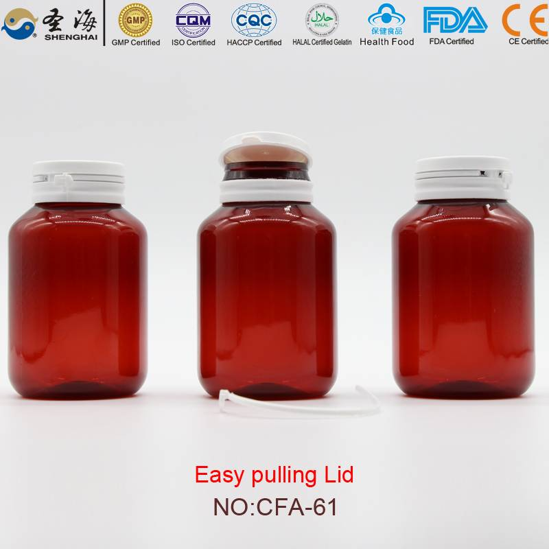 175ml Wholesale PET Bottle for Medicine and Pill