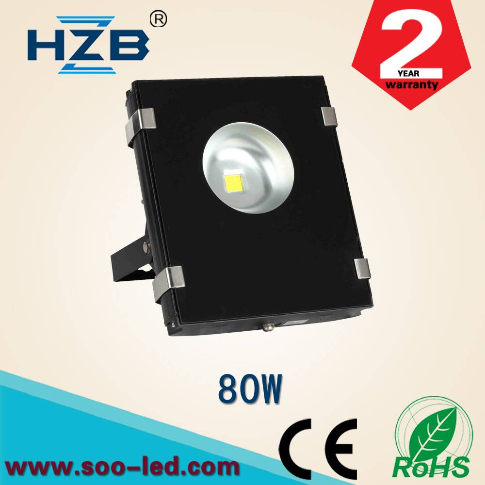 Outdoor Lighting Fixtures Portable 80W Led Flood Work Led Outdoor Lights Lamp