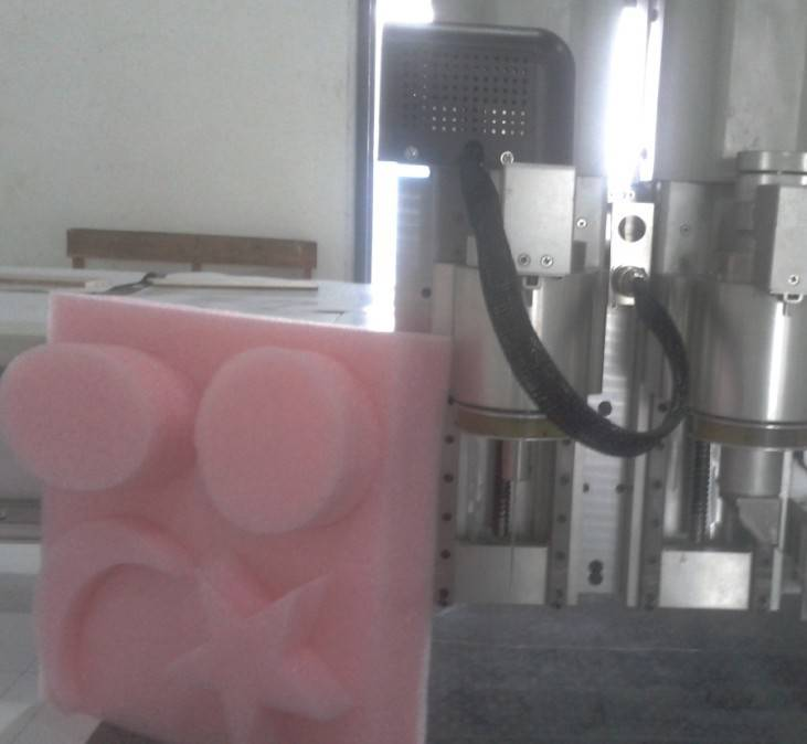 50mm Xps Epe Foam Forex Cutter Machine