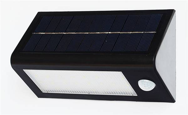 Waterproof Light Control Outdoor Solar Powered 2LED Lighting Pathway Wall Garden Fence Yard Porch So